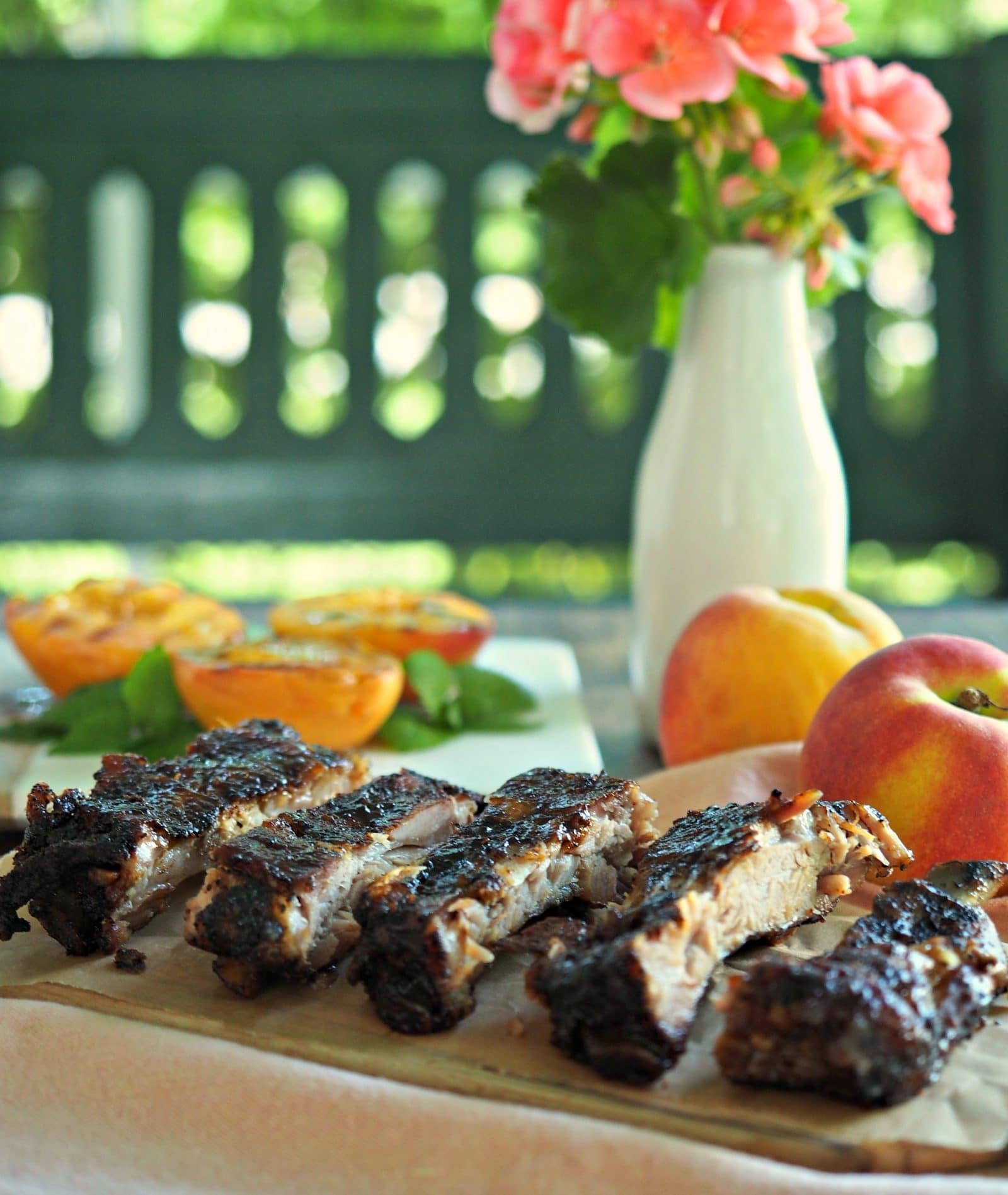 ... back ribs recipe yummly baby back ribs with bourbon barbecue sauce
