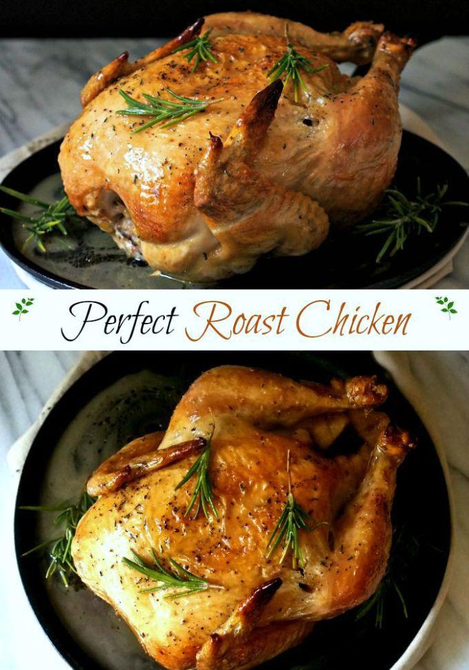Perfect Roast Chicken. Thomas Keller's easy roast chicken is superb in ...