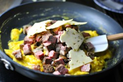 Small Of Steak And Eggs Recipe