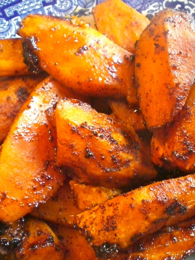 Mom's Sweet Potatoes | Simply Scrumptious by Sarah