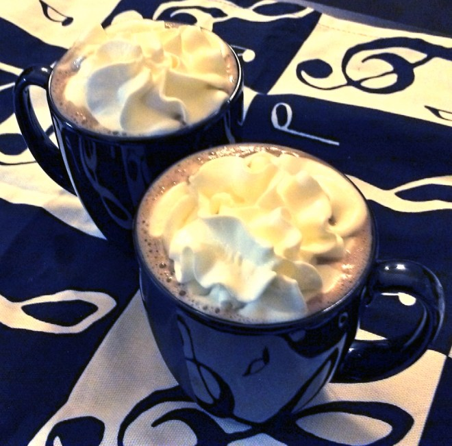 Hot Cocoa | Simply Scrumptious by Sarah