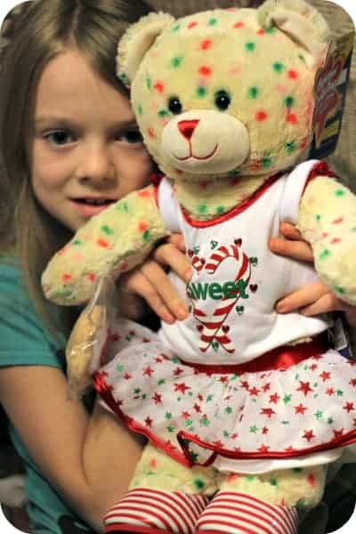 Christmas Cookie Bear