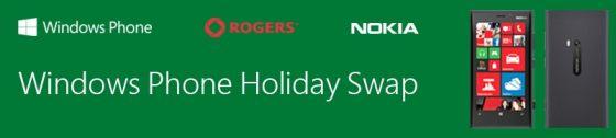 Windows Phone Holiday Swap