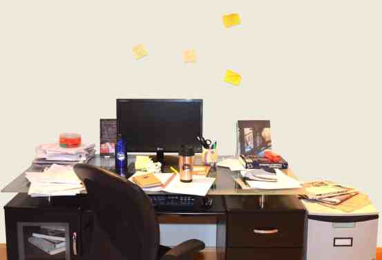 FINAL Staples AIR MILES Cluttered Desk