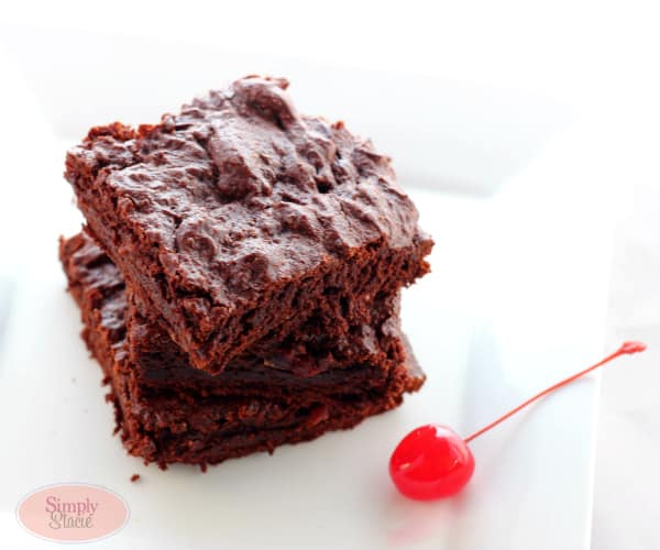 Cherry Chocolate Brownie