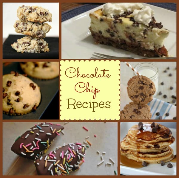 Chocolate Chip Recipes
