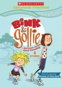 Bink & Gollie Scholastic Storybook DVD Review & Giveaway (US)