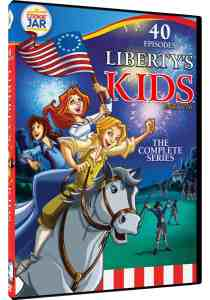 Liberty's Kids: The Complete Series DVD Review & Giveaway (US)