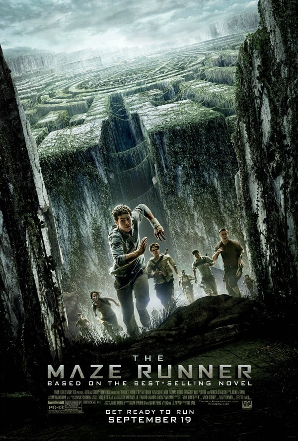 The Maze Runner Trailer