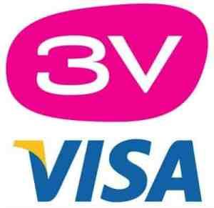 3V Visa Prepaid Vouchers