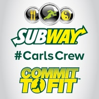 Week 6 Update on the Commit to Fit Challenge + Giveaway #CommitToFit #CarlsCrew