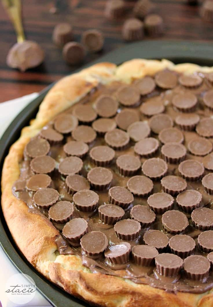 meet reese peanut butter pizza it s made with pizza
