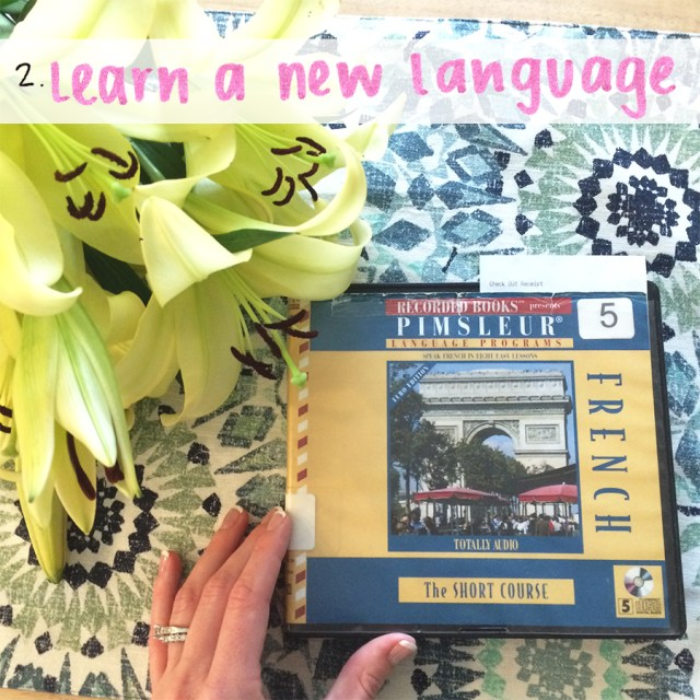 2 learn a new language