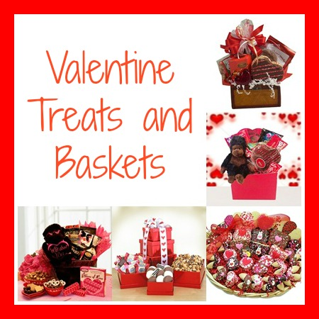 Valentine Baskets
