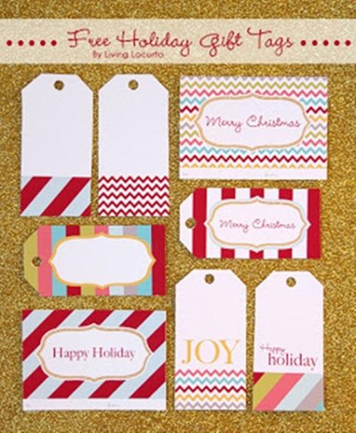 Holiday Tags 1