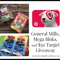 Creative Fun with General Mills, Mega Bloks, and a $50 Target Giveaway