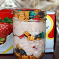 Yogurt & Cereal Parfait and a $15 Giveaway