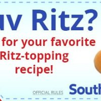 Peanut Butter Ritz Balls + The Ritz and Southwest Airlines $5000 Sweepstakes
