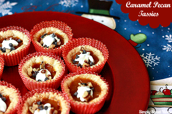 Caramel Tassies
