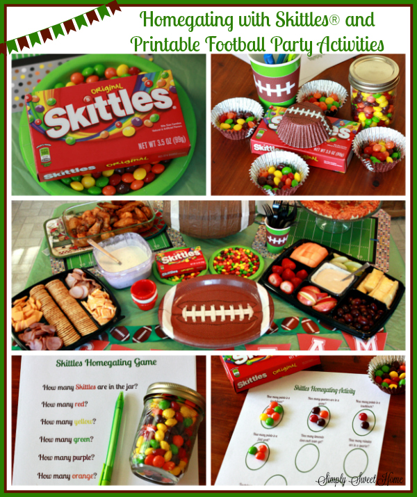 Homegating with Skittles