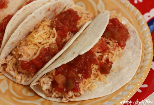 chicken-soft-tacos