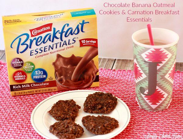 chocolate-banana-oatmeal-cookies-and-carnation-breakfast-essentials
