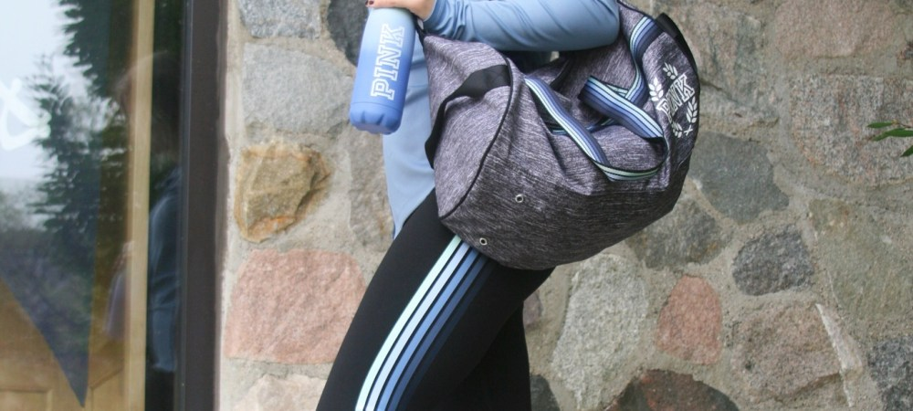 31 Days of Fall: Fall Fitness Routine & What's in My Workout Bag