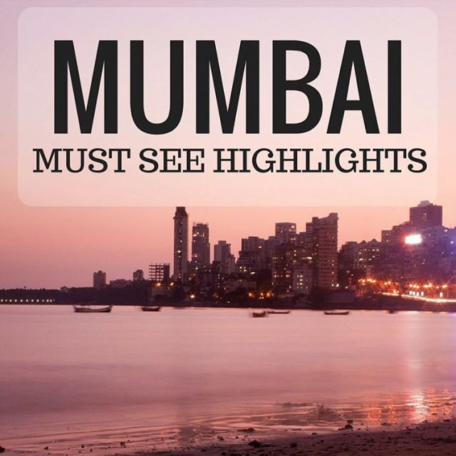 Visiting Mumbai? Make sure to check out these must seehellip