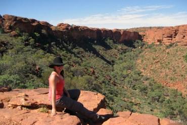 Whitsundays en Alice Springs