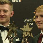 Conor with his AllStar and team mate Joe Canning
