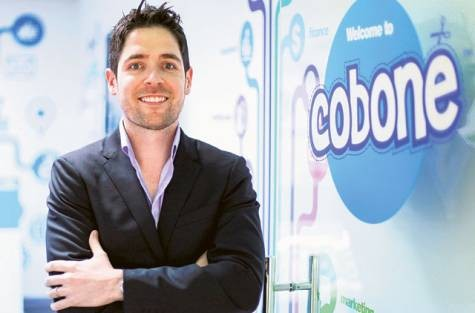 Former NUI Galway student, Paul Kenny is now CEO of Cobone.