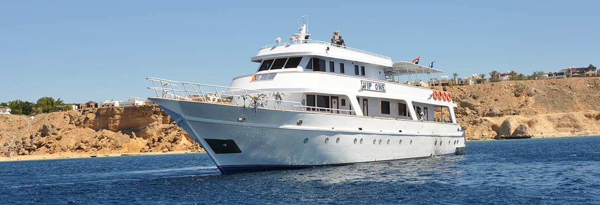 VIP One luxury liveaboard