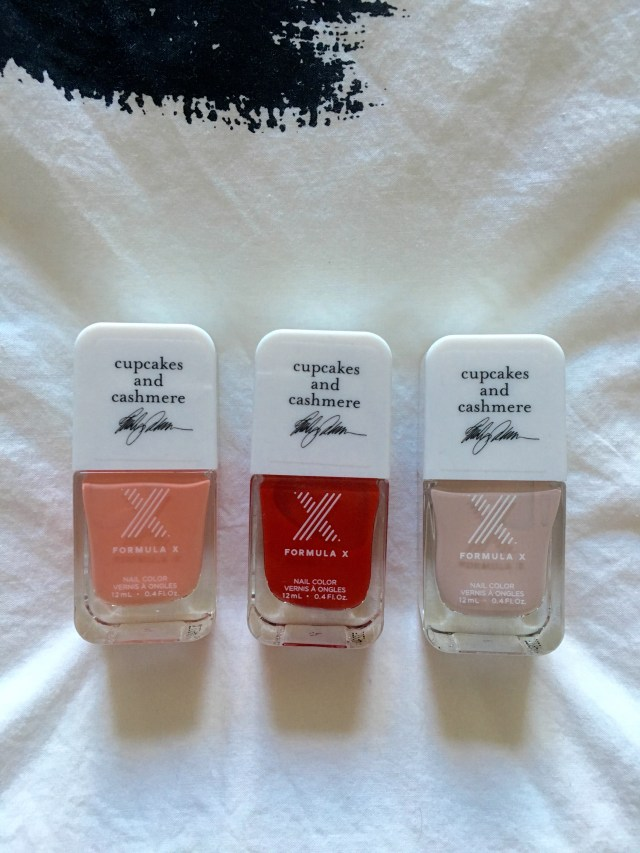 Sincerely Jennie Formula X Cupcakes and Cashmere Review