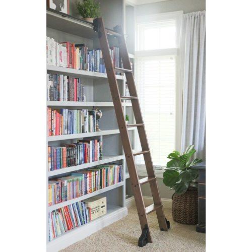Medium Crop Of Rolling Library Ladder