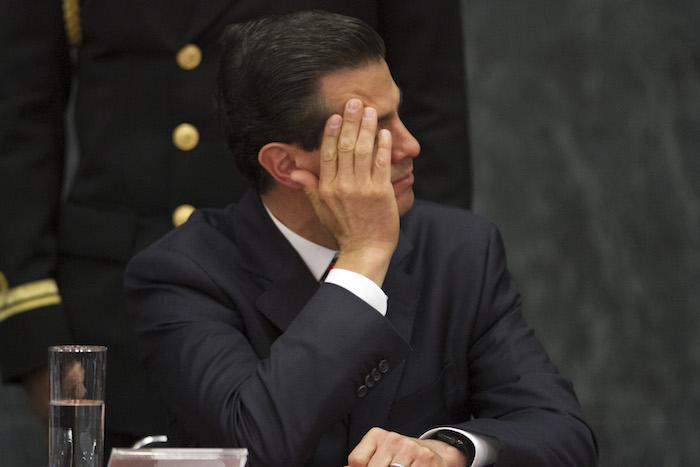s a la administración de Enrique Peña Nieto a quien le corresponde que esta especie no se extinga. Foto: Cuartoscuro.
