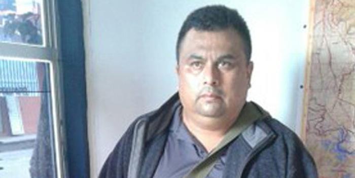 Pedro Tamayo, de 43 años de edad, asesinado en julio de 2016. Foto: Especial