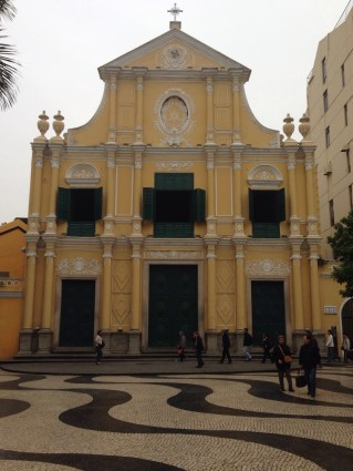 St. Dominic's Church, Macau