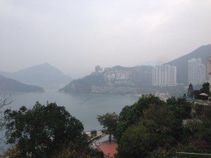 Hong Kong by the South China Sea