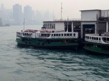 Ferry Star, Hong Kong