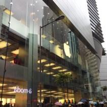 Apple Store, Hong Kong