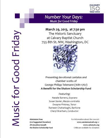 concert flyer2013