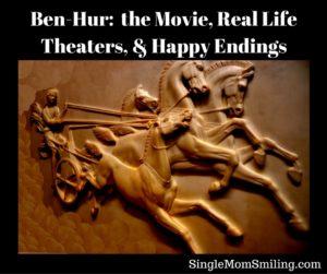 Ben-Hur movie Roman Chariot