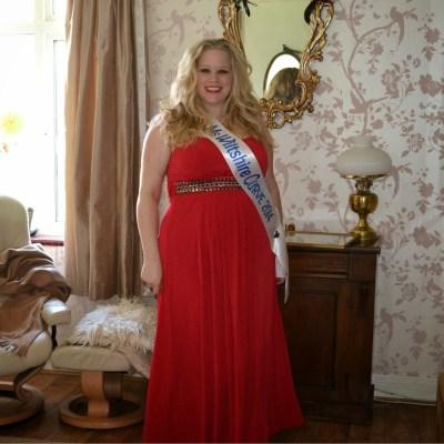 Dawn Shergold Miss Wiltshire Curve 2014