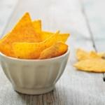 Bases comestibles básicas en una alacena libre de gluten, las tostadas