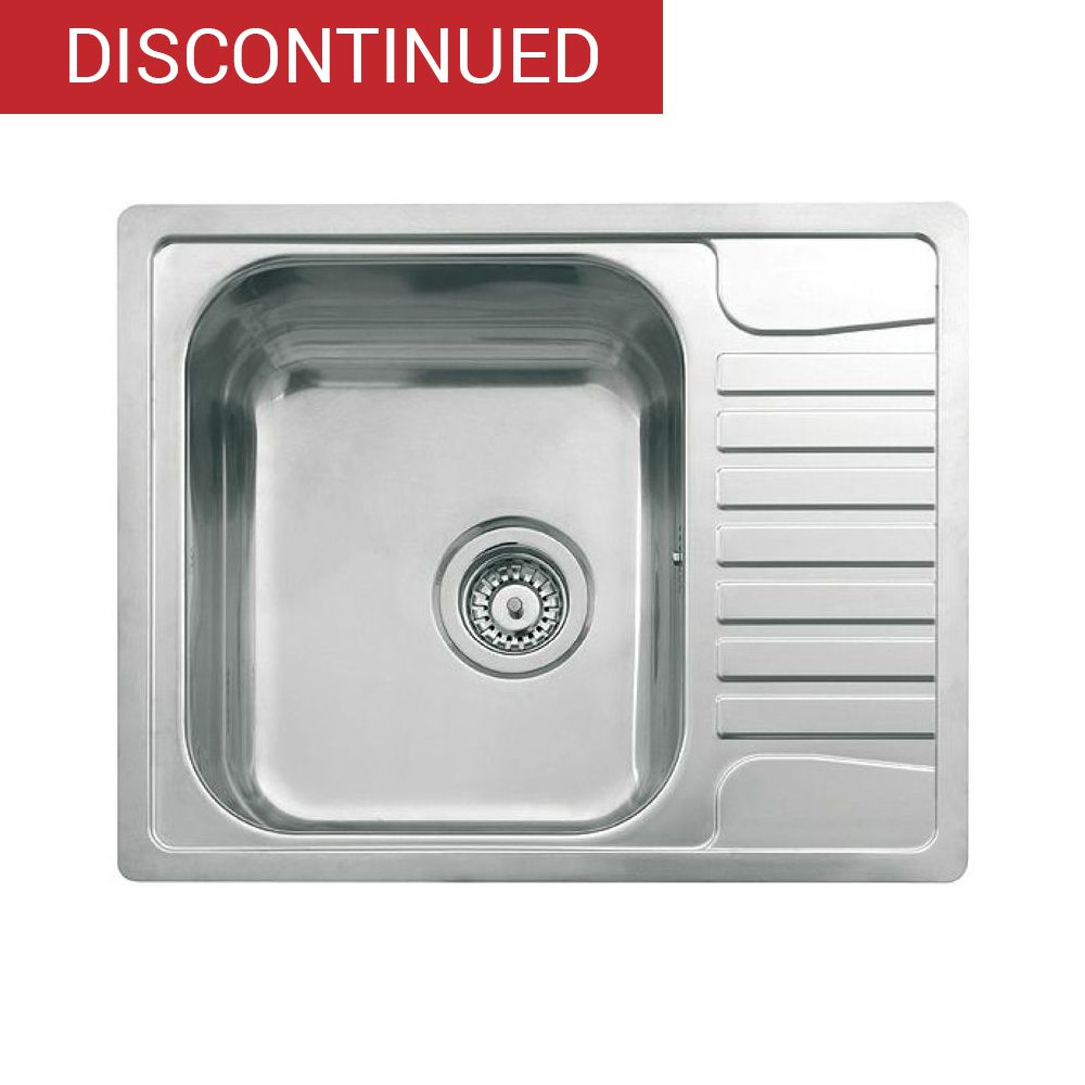 compact sinks small kitchen sinks ADMIRAL R40 Compact Inset Kitchen Sink