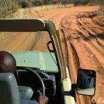 VIAJANDO POR NAMIBIA – 14/8/2003 – De visita al  Waterberg Plateau Park