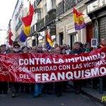 """""""Contra los juicios de la vergüenza"""" y en apoyo a Baltasar Garzón (fotos de Francisco Lopez)"""