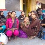 Viaje fotográfico a la India: En la estación de trenes de Tundla