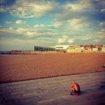 Paseando por Gijón: vuelve la soledad