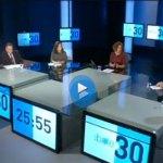 Los profesionales de la justicia protestan contra las reformas de Gallardón en @Debateen30